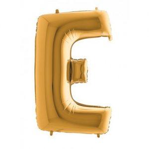 "Фолиев Балон буква ""E"""