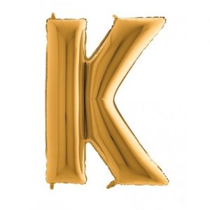 "Фолиев Балон буква ""K"""