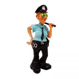 Статуетка Полицайка