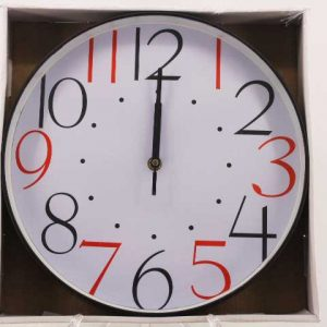 Стенен часовник  30 см