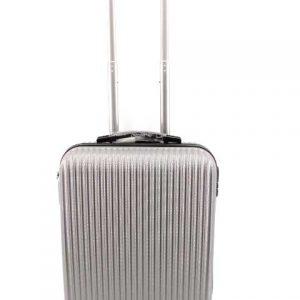 Куфар PVC 50 см. в сиво