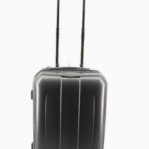 Куфар PVC 55 см., черен
