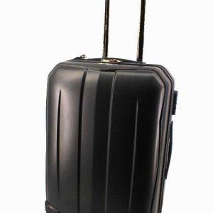 "Куфар PVC 65 см., черен 24"""