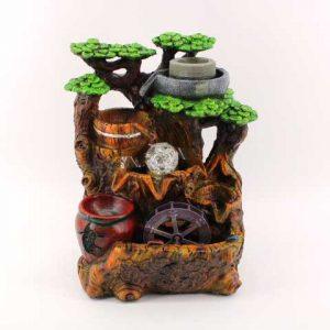 Декоративен фонтан -Воденица и тепавица