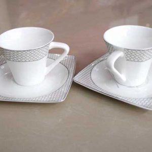 Комплект Кафе 12 части - лукс