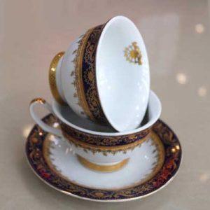 Комплект Кафе в бароков стил