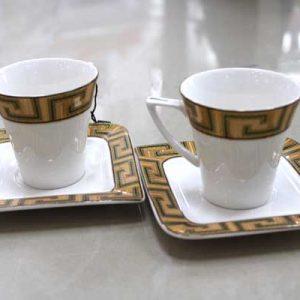 Сет Кафе 4 части