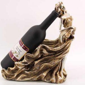 Поставка за бутилка-Права русалка