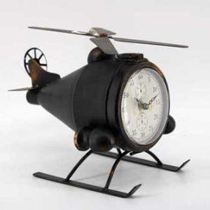 """Настолен часовник """"Вертолет"""""""
