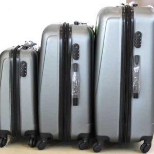 Куфар PVC 360 `  в сиво