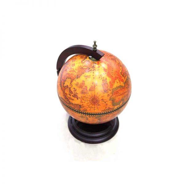 Настолен мини бар - глобус 1613-16