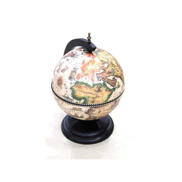 Глобус мини бар, настолен 1617-18