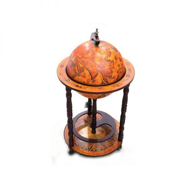Глобус бар 1625-27