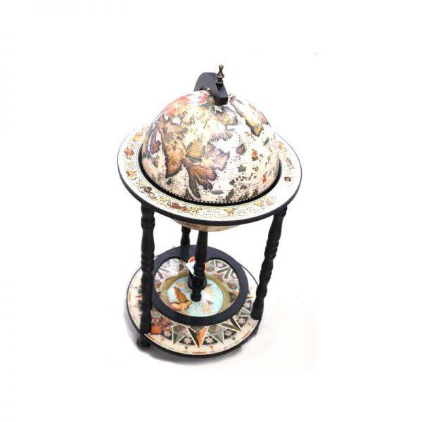 Глобус бар 1628-30
