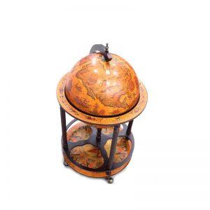 Глобус бар 1634-37