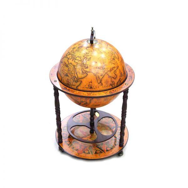 Глобус бар 1638-39
