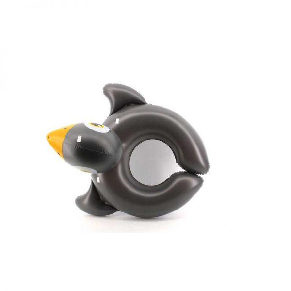 """Надуваем пояс """"Пингвин"""""""