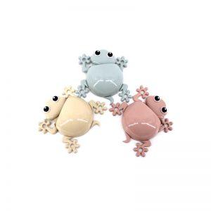 Поставка за четка за зъби - жаби