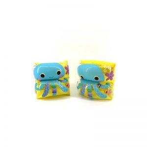 Надуваеми ръкавели с морски дизайн - 2 броя