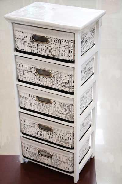 Шкаф с 5 чекмеджета
