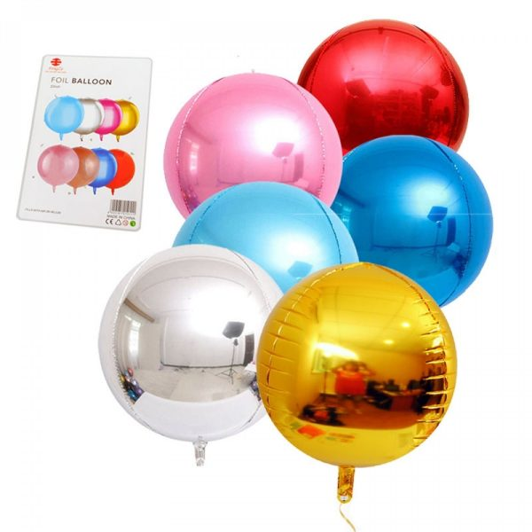 Фолиев балон - сфера