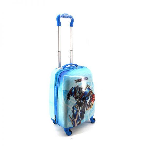 Детски куфар - Робот  Transformers