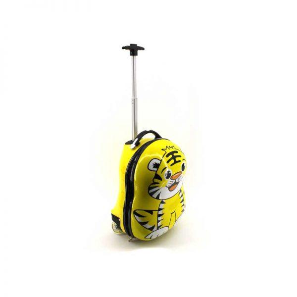 Детски куфар -Тигър