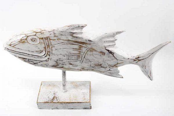 Дървена Риба