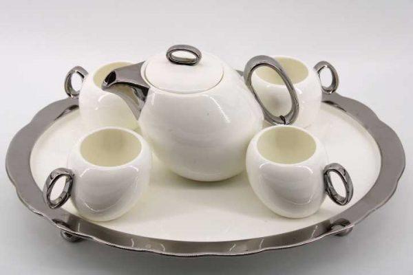 Комплект за чай от 7 части