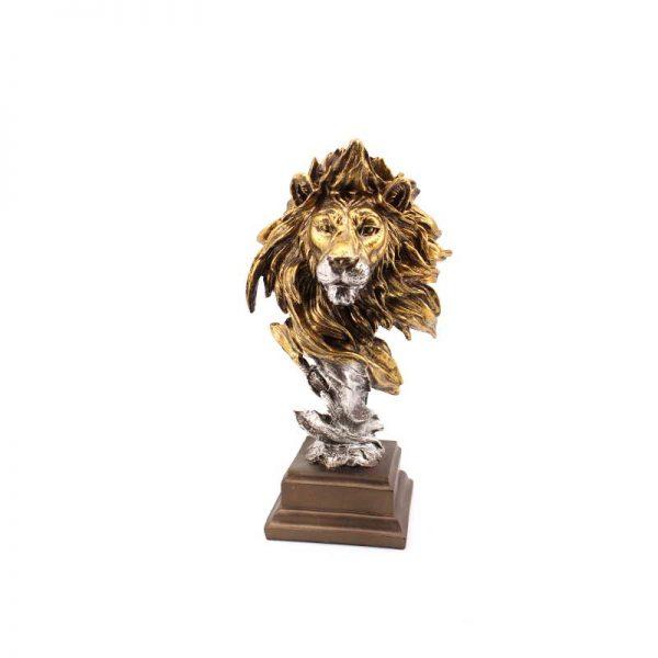 Декоративна фигура  - Лъвска глава