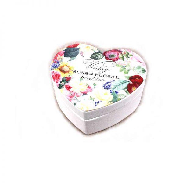 """Кутия за бижута """" Сърце"""" / 15273/"""