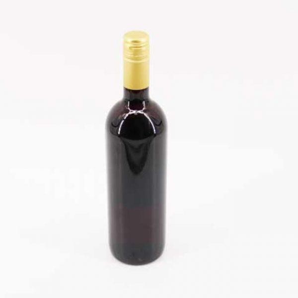 Декорирана бутилка вино - Юбилей 60 18585