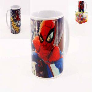 Детска чаша Спайдърмен