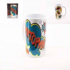 Чаша с име Виктория 18441
