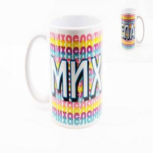 Чаша с име Михаела