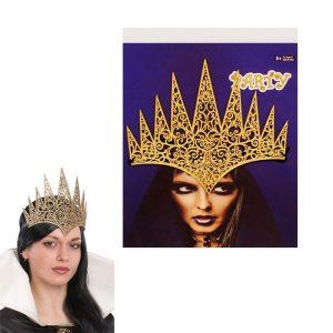 Парти корона Кралица - злато