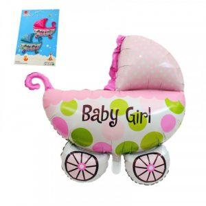 "Фолиев Балон  ""Baby boy"" -момиче"