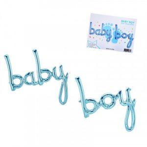 Фолиев балон baby boy