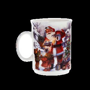 Коледна чаша Дядо Коледа 300мл./27436/
