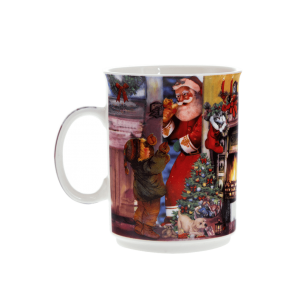 Коледна чаша Дядо Коледа 300мл./27440/