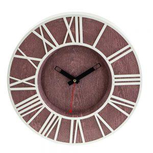 Стенен часовник с римски цифри /27644/