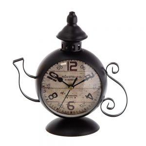 "Настолен часовник "" Чайник"""