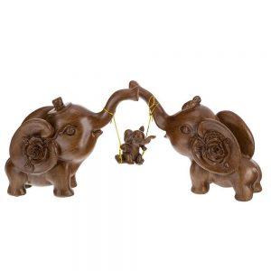 Семейство слончета