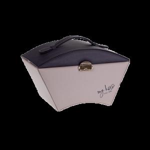 """Кутия за бижута тип """"Чанта"""" /27705/"""
