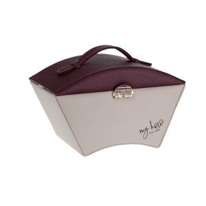 """Кутия за бижута тип """"Чанта"""""""