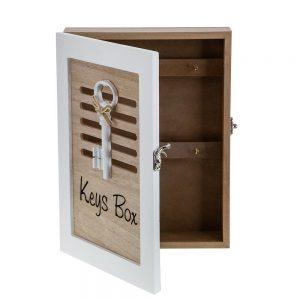 Кутия за ключове  с  надпис Keys box