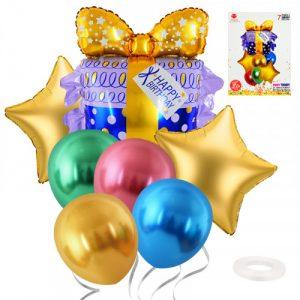 Комплект  балони 7 броя/28129/