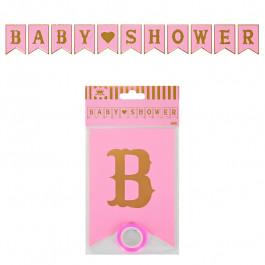 """Парти гирлянд  """"Baby Shower""""/28107/"""