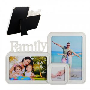 "Рамка за снимки ""Family""/за 3 броя/"